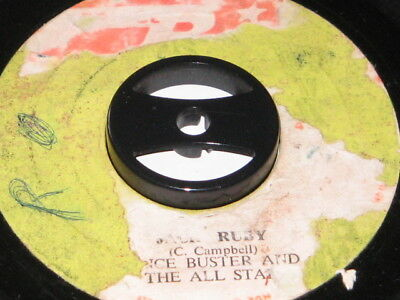 7 inch JACK RUBY - PRINCE BUSTER (RARE)!!!!!!!!!!