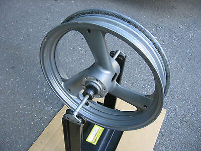 1992 Yamaha FJ1200 FJ 1200 Front Wheel Rim Straight NOT ABS