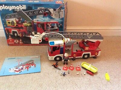 Playmobil  4820 Fire Engine