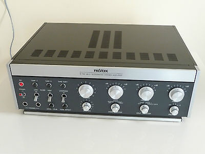 Revox B 750 Mkii * Highend Amplifier Bolide * Neues Nextel * Top Gerät!!!