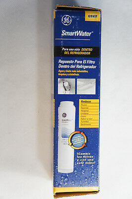 GE General Electric GSWF SmartWater Ice Maker Water Filter OEM