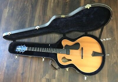 2001 Tacoma AJF22C Acoustic-Electric Guitar. Made in USA!