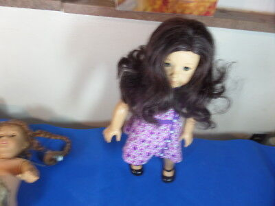 HTF American Girl Doll Ruthie Retired Played with but Nice No haircut