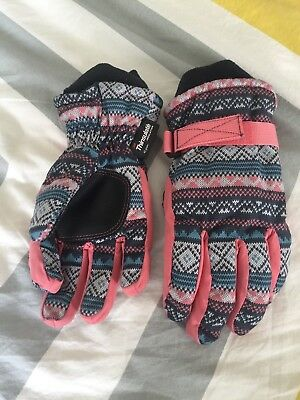 **girls Skiing Gloves - Age 11-12**