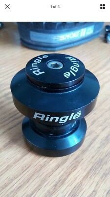 Ringle Slamma Jamma Headset 1 1/8th Black rare