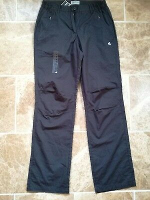 Craghoppers womens outdoor trousers size 8 grey