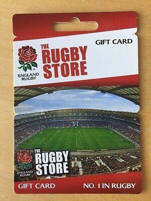The Rugby Store Gift Voucher - Worth £60