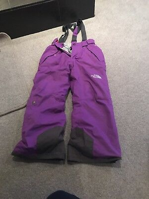 Brand New Without Tags North Face Children's Ski Trousers Aged 7-8
