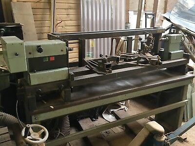 Woodturning Lathe (intorex) + Original Manual
