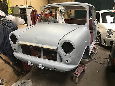 Classic Mini 1275 Automatic completely rust free, Blank Canvas Resto or Bespoke