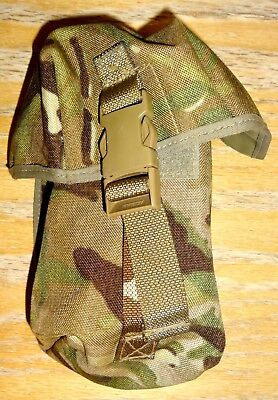 Army Issue MTP Molle Compatible Osprey Mark IV Water Bottle Webbing Pouch