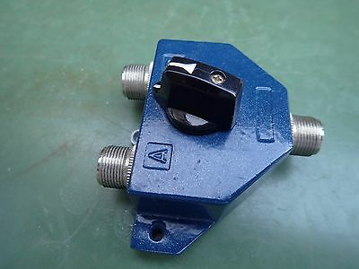 Antenna Switch with SO-239 Sockets