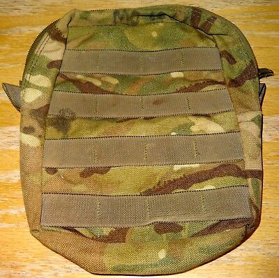 Army Issue MTP Molle Compatible Osprey Mark IV General Purpose Pouch