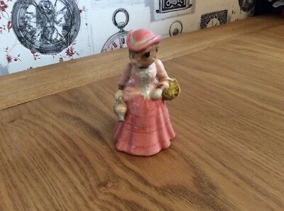 Royal Doulton Bunnykins Mary Mary Quite Contrary Perfect Condition