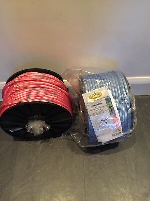 Beal Industrial Access 100m Ropes X2