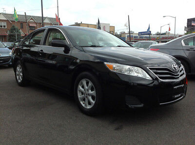 2010 Toyota Camry  2010 Camry w/ power sunroof - Black w/ gray interior