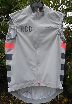 Rapha RCC Pro Team Rain Gilet, Large