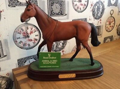 Beautiful Royal Doulton Red Rum Fantastic Condition 1st Quality