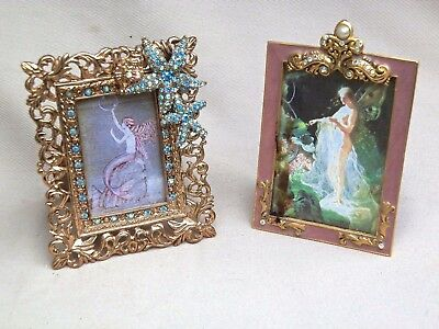 Two Stunning Kirks Folly Picture Frames