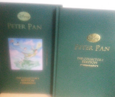 Disneys Peter Pan Collectors Edition Book Includes Hardcover