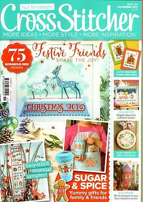 Cross Stitcher 324 (with free gifts)
