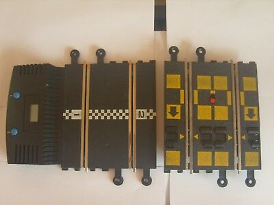 Vintage Scalextric Lap Counter And Rev Start Track