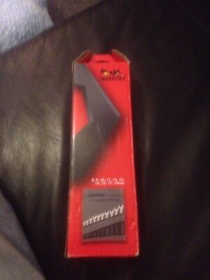 Teng Combination Spanner Set 10pcs  8-19 Spanners Bnib Top Quality Teng Spammers