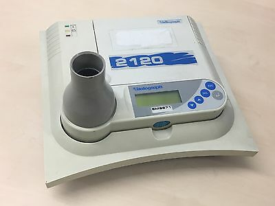 VITALOGRAPH SPIROMETER  2120 with Charging Base
