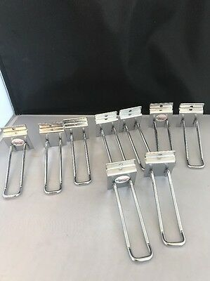 Slat Wall Display Hooks - 11 Cm Shop Display