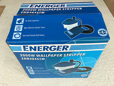 Earlex Wallpaper Stripper Steamer ENB484STM, good condition used only once