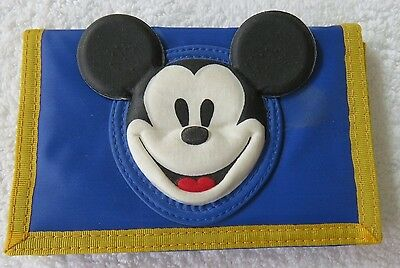 Disney Mickey Mouse Wallet - Brand New - From Little Designs Ltd Circa 19191