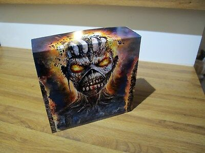 Iron Maiden - The Book Of Souls Lp Box 2