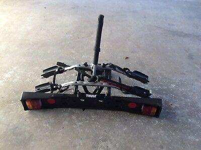 Thule 9502 Ride On 2 Bike Tow Ball Bar Cycle Carrier / Rack Mounted