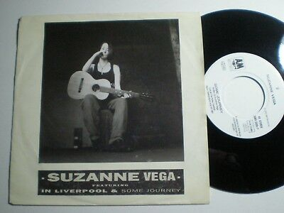 SUZANNE VEGA In Liverpool GERMANY 45 1991