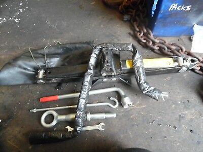 Volvo  Xc90 Original Jack Handles Towhook And Wheel Brace Complete 2005