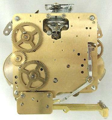Hermle mantel clock movement 340-020 with bronze bushing