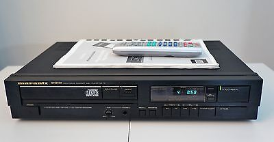 "NonOverSampling  MARANTZ CD 75 "" Player (TDA1541A) with Tube Output"