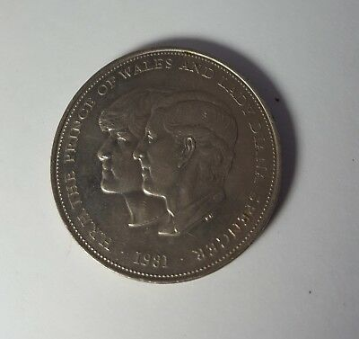 Prince charles and diana coin