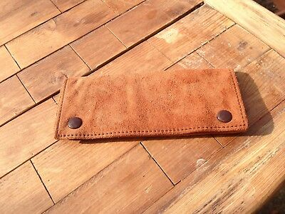 Tobacco Pouch Suede Small