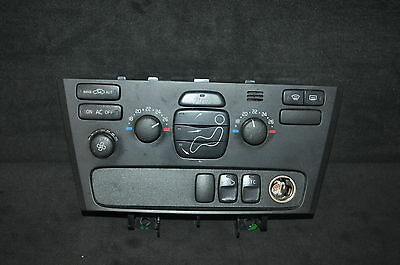 Volvo S60 V70 Xc70 Climate Heater Control Panel 8691876