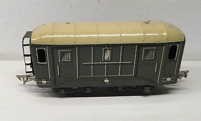 JEP - Waggon Baggages - Spur 0 - 1935 - Selten - EXCELLENT!