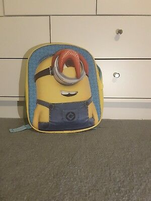 DESPICABLE ME ARMY Of Minions 3d Backpack Rucksack - £1.70  448ab74e40c9f