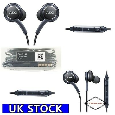 Genuine Samsung Galaxy S8 Plus S7 Headphones Earphones EO-IG955 - Tuned by AKG