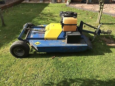 Port Agric Field Atv Quad Compact Tractor Trailer Topper  Grass Mower Engine