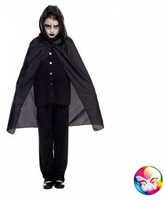 FAC and ndash;  and ndash; Black Child Cape with Hood black aq01805/70 cm, 5/7