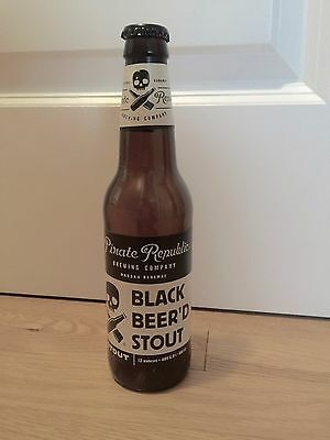 Bahamas Pirate Republic Brewing Company Beer Bottle - Very Rare & Discontinued!