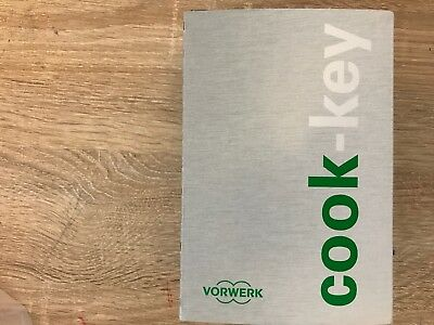 thermomix tm 5 Cook Key neu