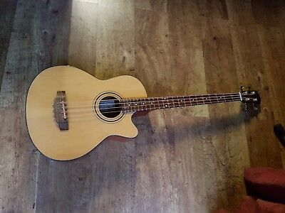Godman Electro-Acoustic Bass (Active pickup) Newport South Wales BTW
