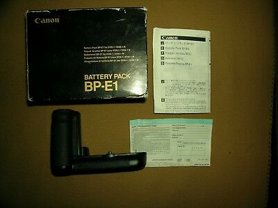 Canon Battery pack BP-E1 for Canon EOS 1 1N 1V EOS 3