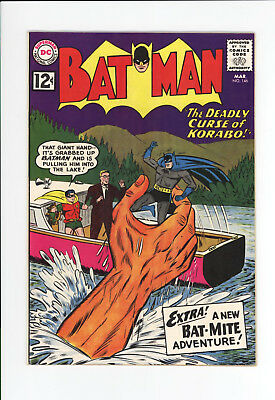 Batman #146 - Unrestored Gorgeous High Grade Vf/nm 9.0 - Bat-Mite! 1962